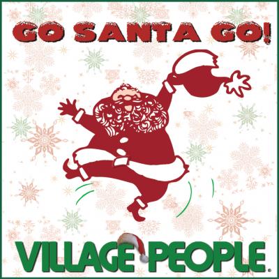 village people - go santa go
