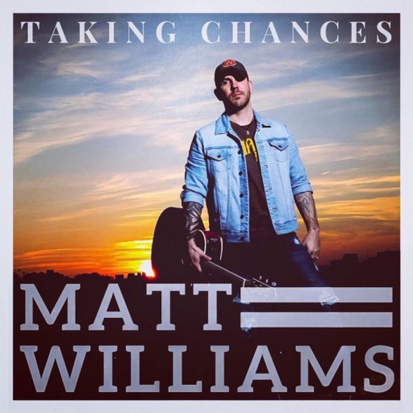 matt williams taking chances cover