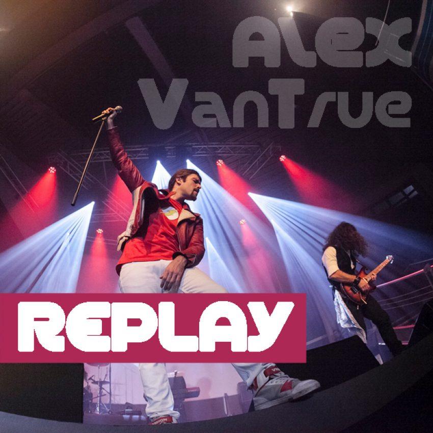 Alex VanTrue