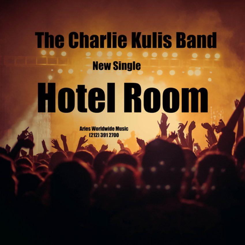 Charlie Kulis Band - Hotel_Room-cover